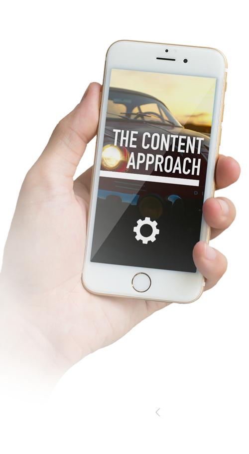 Content curators | Technika Web | Gearheads website builders